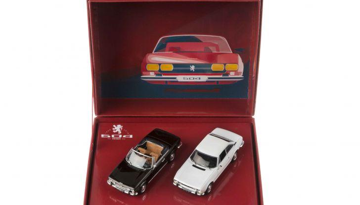 """Peugeot presenta la collezione lifestyle """"504 Legend"""" - Foto 5 di 5"""