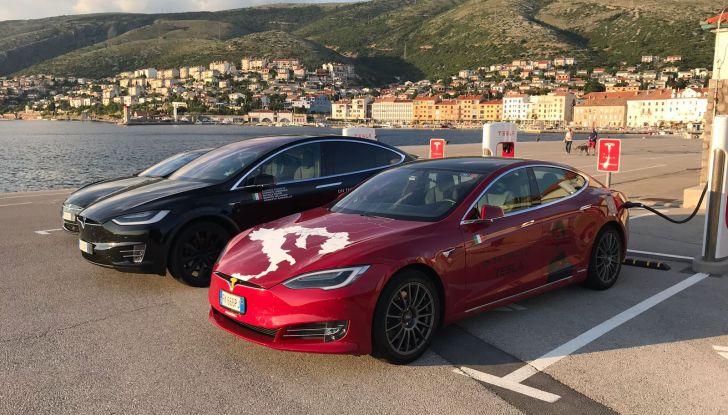 Le auto Tesla hanno meno incidenti delle concorrenti - Foto 9 di 15