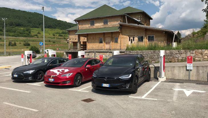 Le auto Tesla hanno meno incidenti delle concorrenti - Foto 8 di 15