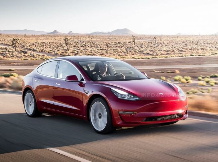 Limiti di velocità più alti per le auto elettriche
