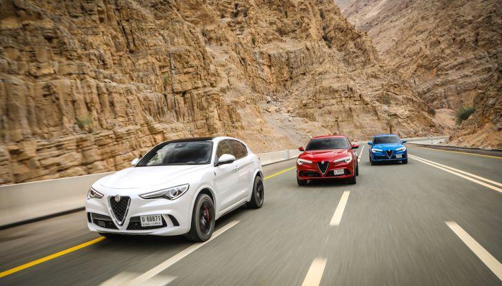 Alfa Romeo Stelvio Quadrifoglio è SUV dell'Anno in Germania - Foto 5 di 14