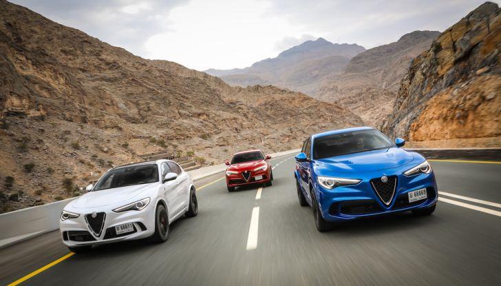 Alfa Romeo Stelvio Quadrifoglio è SUV dell'Anno in Germania - Foto 7 di 14