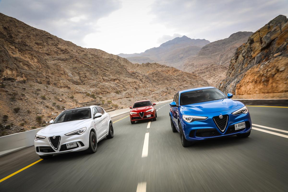 Alfa Romeo Stelvio Quadrifoglio SUV of the Year
