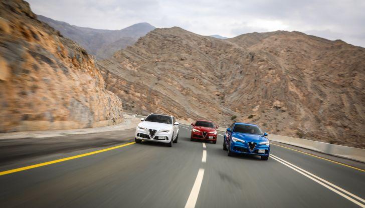 Alfa Romeo Stelvio Quadrifoglio è SUV dell'Anno in Germania - Foto 8 di 14