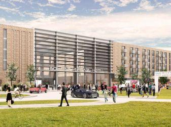 Bicester Heritage progetta in UK il primo Automotive Resort