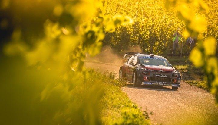 WRC Germania 2018: le C3 WRC competitive ma poco fortunate - Foto  di