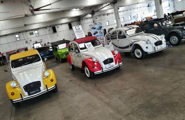 Citroën 2CV: tante feste per i suoi settant'anni - Foto 2 di 13
