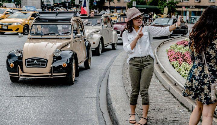 Citroën 2CV: tante feste per i suoi settant'anni - Foto 7 di 13