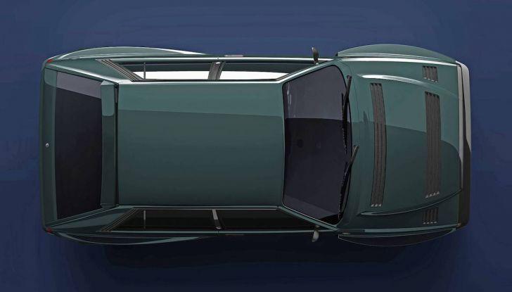 Lancia Delta Integrale Speciale 2018, rinasce un mito con Amos Automobili - Foto 12 di 17