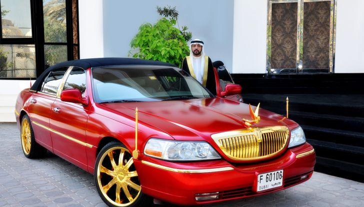 Dubai, noleggia una Lamborghini Huracán e prende 40 mila euro di multa in 3 ore - Foto 5 di 17