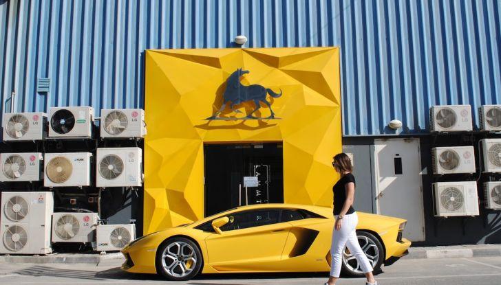 Dubai, noleggia una Lamborghini Huracán e prende 40 mila euro di multa in 3 ore - Foto 14 di 17