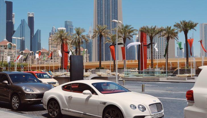 Dubai, noleggia una Lamborghini Huracán e prende 40 mila euro di multa in 3 ore - Foto 4 di 17
