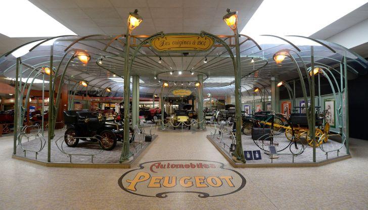 """Il museo de """"L'Aventure Peugeot"""" compie 30 anni - Foto 1 di 19"""