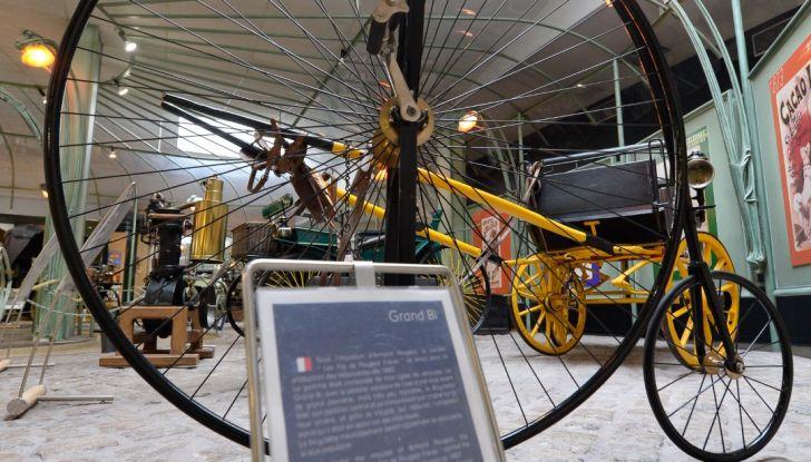 """Il museo de """"L'Aventure Peugeot"""" compie 30 anni - Foto 2 di 19"""