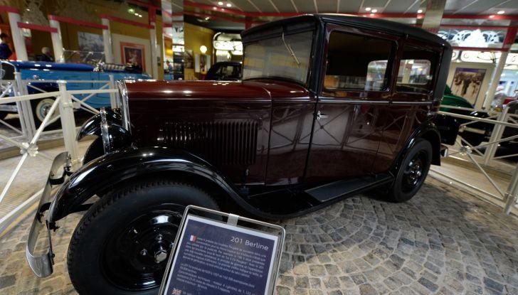 """Il museo de """"L'Aventure Peugeot"""" compie 30 anni - Foto 3 di 19"""