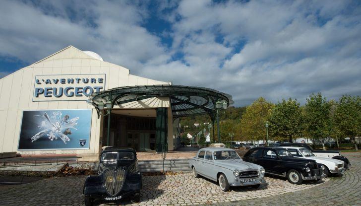 """Il museo de """"L'Aventure Peugeot"""" compie 30 anni - Foto 7 di 19"""
