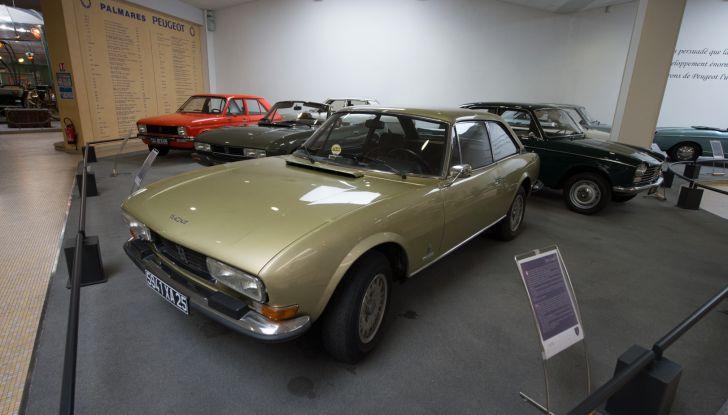 """Il museo de """"L'Aventure Peugeot"""" compie 30 anni - Foto 8 di 19"""