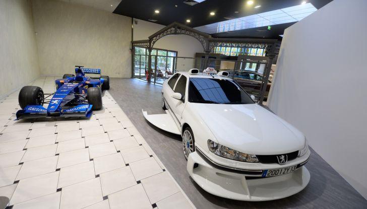 """Il museo de """"L'Aventure Peugeot"""" compie 30 anni - Foto 11 di 19"""