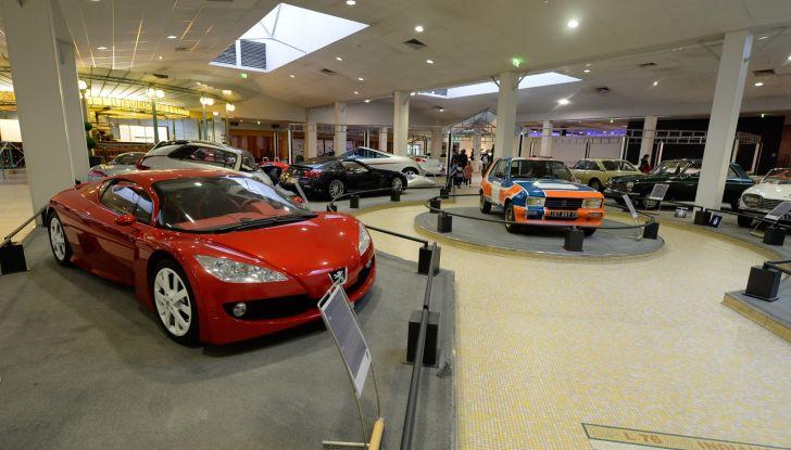 """Il museo de """"L'Aventure Peugeot"""" compie 30 anni - Foto 12 di 19"""