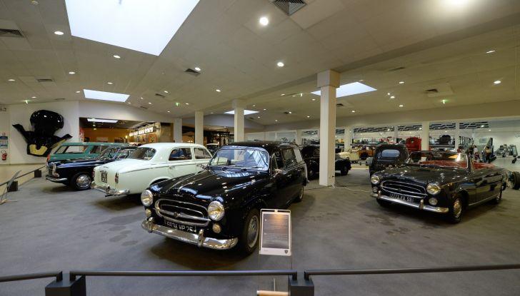 """Il museo de """"L'Aventure Peugeot"""" compie 30 anni - Foto 13 di 19"""