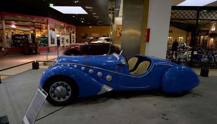 """Il museo de """"L'Aventure Peugeot"""" compie 30 anni - Foto 14 di 19"""