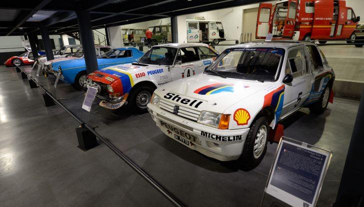 """Il museo de """"L'Aventure Peugeot"""" compie 30 anni - Foto 15 di 19"""