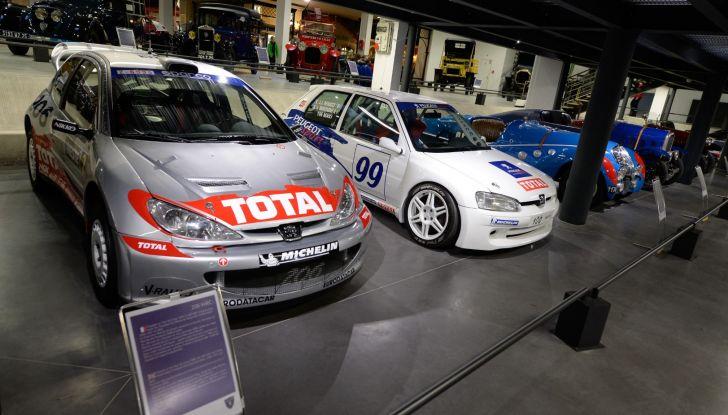 """Il museo de """"L'Aventure Peugeot"""" compie 30 anni - Foto 16 di 19"""