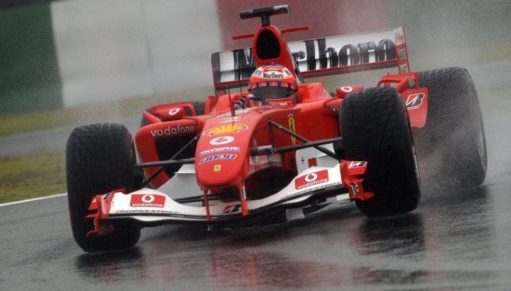 Ferrari F2004: storia, tecnica e record di una leggenda della Formula 1 - Foto 1 di 10