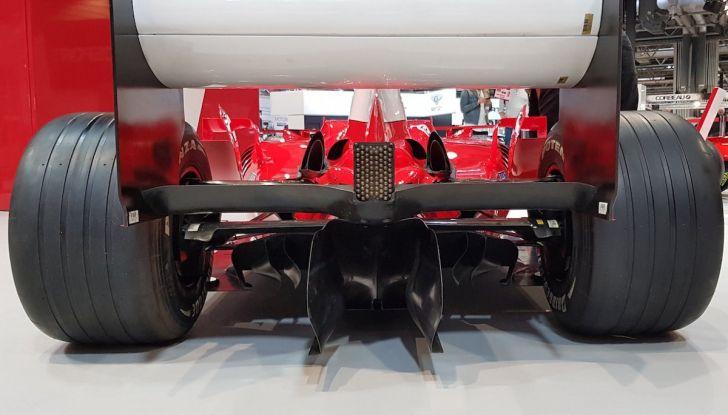 Ferrari F2004: storia, tecnica e record di una leggenda della Formula 1 - Foto 10 di 10