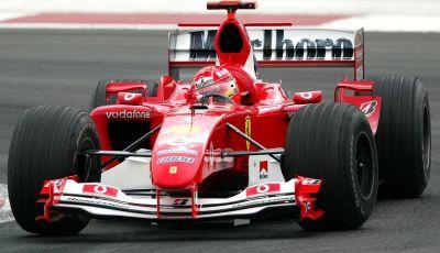 Ferrari F2004: storia, tecnica e record di una leggenda della Formula 1