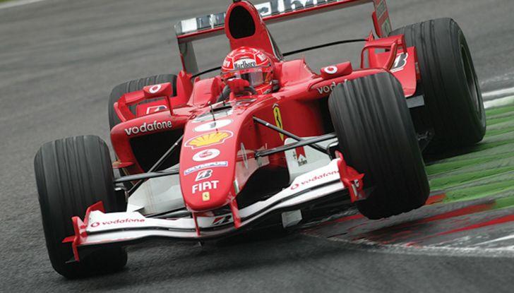 Ferrari F2004: storia, tecnica e record di una leggenda della Formula 1 - Foto 5 di 10