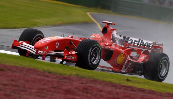 Ferrari F2004: storia, tecnica e record di una leggenda della Formula 1 - Foto 6 di 10