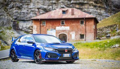 Prova Honda Civic Type R 2018: una vera sportiva senza rinunce nel quotidiano