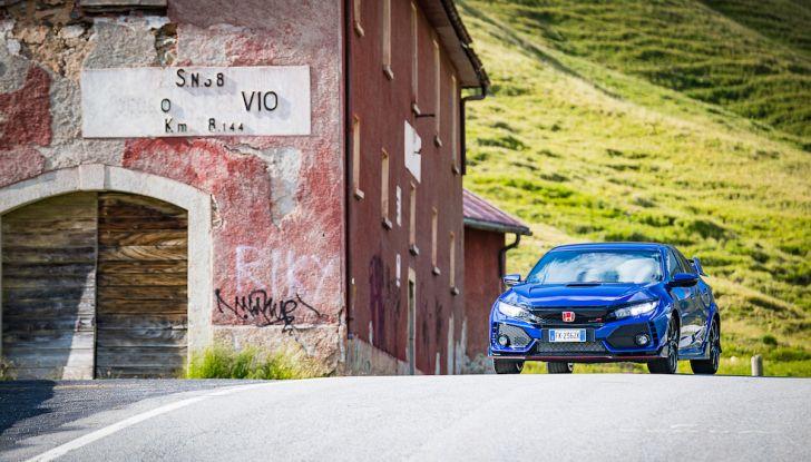 Prova Honda Civic Type R 2018: una vera sportiva senza rinunce nel quotidiano - Foto 15 di 32