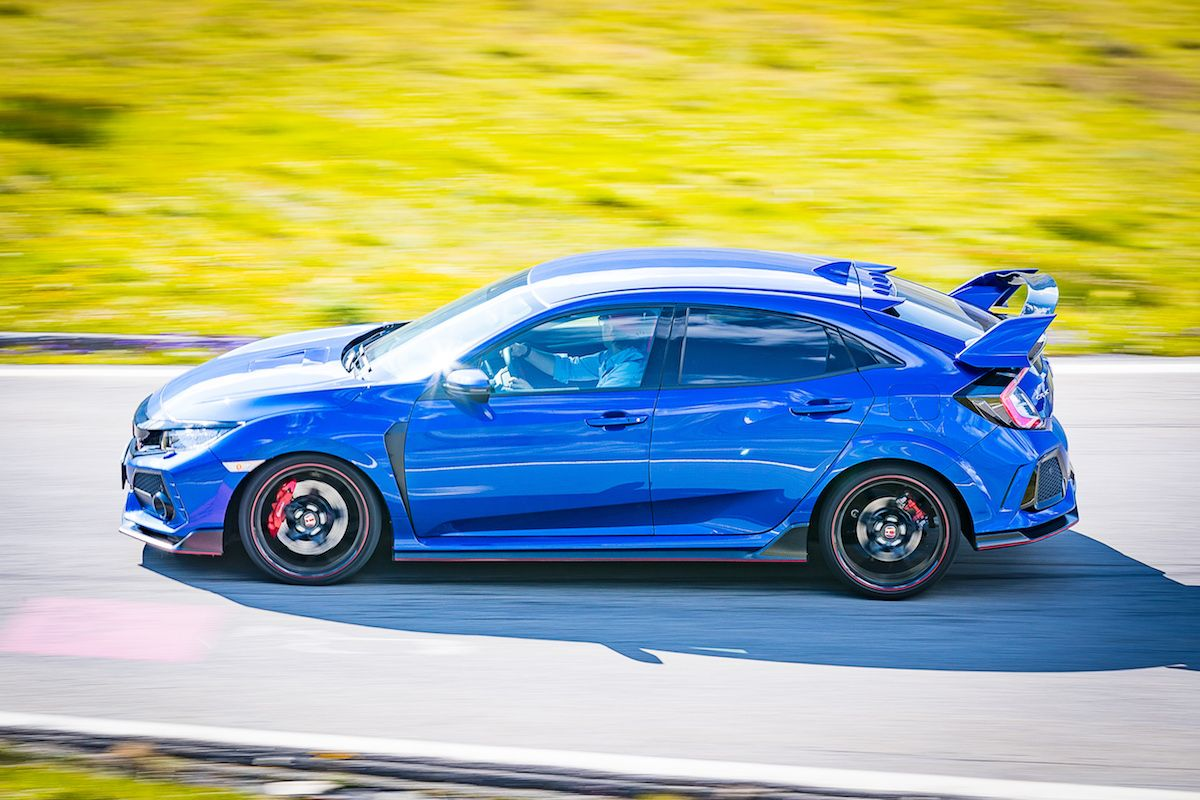 Prova Honda Civic Type R 2018: una vera sportiva senza ...