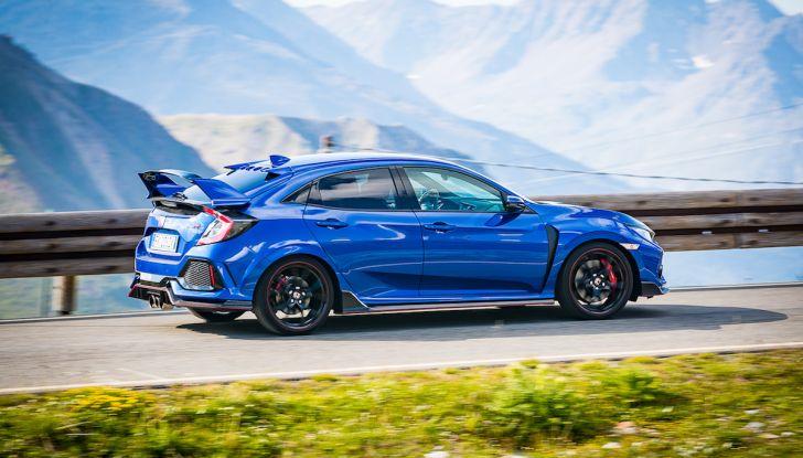 Prova Honda Civic Type R 2018: una vera sportiva senza rinunce nel quotidiano - Foto 29 di 32