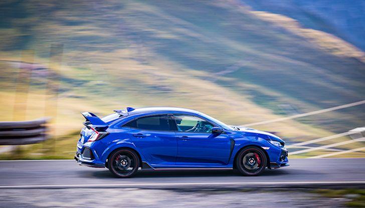 Prova Honda Civic Type R 2018: una vera sportiva senza rinunce nel quotidiano - Foto 32 di 32