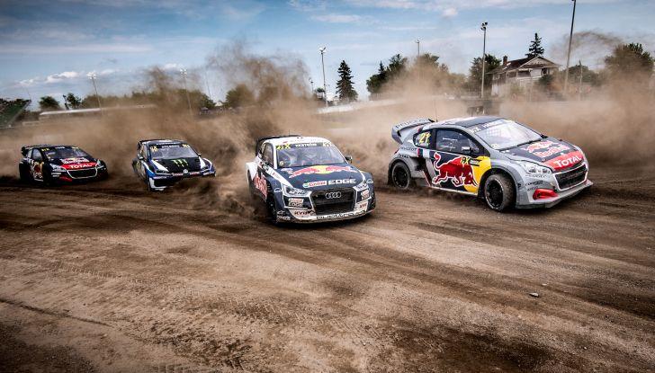 Il commento del team Peugeot dopo il podio canadese nel WRX con la 208 Evo - Foto 2 di 4