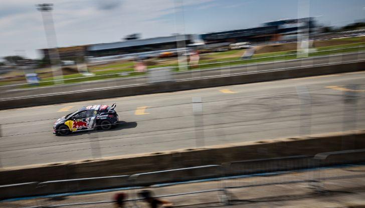 Il commento del team Peugeot dopo il podio canadese nel WRX con la 208 Evo - Foto 4 di 4