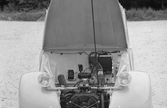 Il motore della 2CV fatto da un italiano - Foto 3 di 6