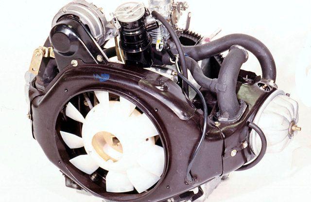 Il motore della 2CV fatto da un italiano - Foto 4 di 6
