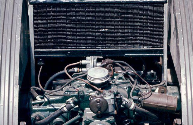 Il motore della 2CV fatto da un italiano - Foto 5 di 6