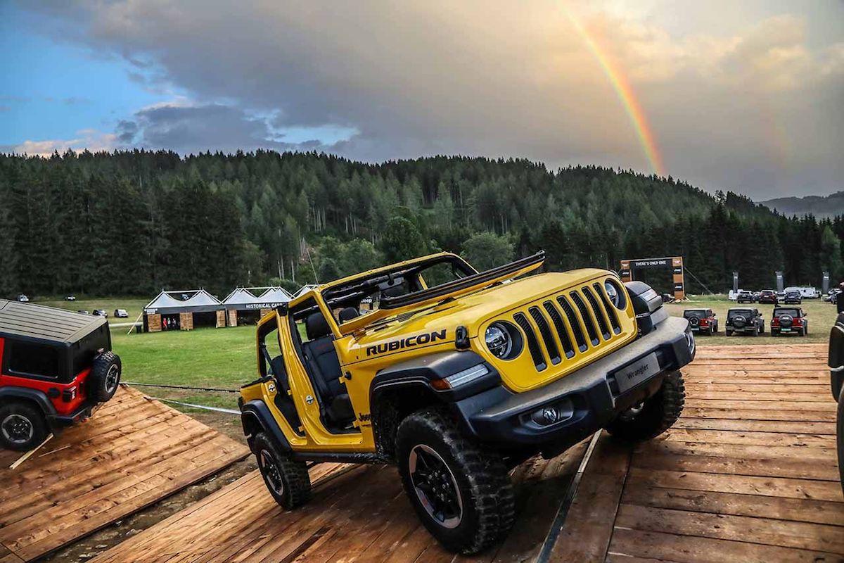 Jeep Wrangler Rubicon JOG 2018
