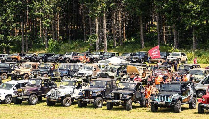 JOG: tutto ciò che dovete sapere sul Jeep Owners Group - Foto 8 di 11