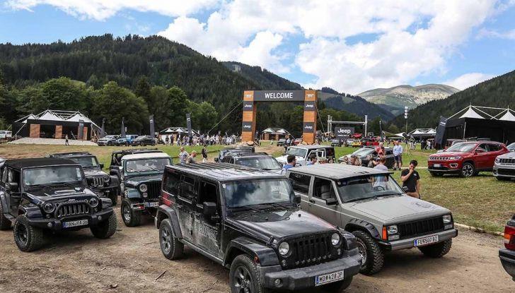 JOG: tutto ciò che dovete sapere sul Jeep Owners Group - Foto 4 di 11