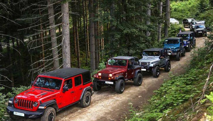 JOG: tutto ciò che dovete sapere sul Jeep Owners Group - Foto 9 di 11