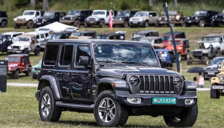 JOG: tutto ciò che dovete sapere sul Jeep Owners Group - Foto 3 di 11
