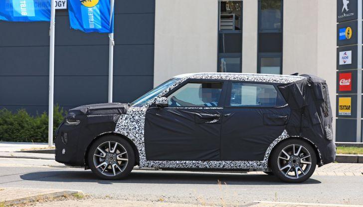 Kia Soul 100% elettrica 2019: la crossover ecologica si evolve ancora - Foto 27 di 30