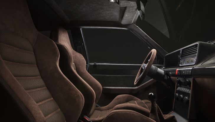 Lancia Delta Integrale Speciale 2018, rinasce un mito con Amos Automobili - Foto 4 di 17