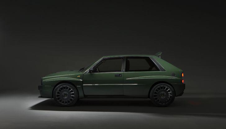 Lancia Delta Integrale Speciale 2018, rinasce un mito con Amos Automobili - Foto 7 di 17